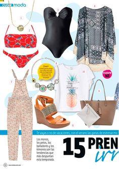 ¡Aparición de Pippa&Jean en la revista Cuore! #moda #modamujer #prensa #joyas #bisuteria #pippajeans #pippaandjeans #revista #periodico #tv