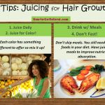 Juicing for Hair Growth & Health: Top 4 Tips to Get the Best Results