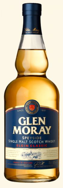 Glen Moray Classic Single Malt Whisky | Glen Moray