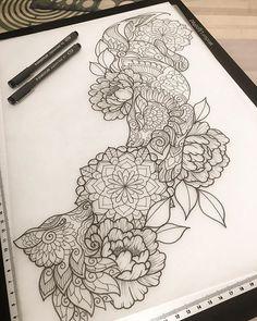 Earth day inspiration for Katie  #art #design #penandink #handdrawn #sketch #instafineliner  #mehndi #mehnditattoo #mandala #mandalatattoo #lineart #tattooart  #domholmestattoo #theblacklotusstudio #iblackwork #instaart #blxckmandalas #beautiful_mandalas #flashaddicted #earthday