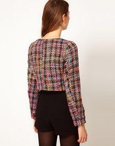 Vera Moda tweed jacket