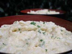 Vegan Cauliflower Mash | Cauliflower Millet Mash | Healthy Blender Recipes