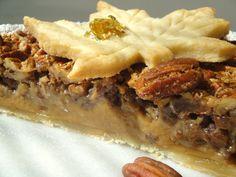 Pecan Pie, Corn Syrup Free