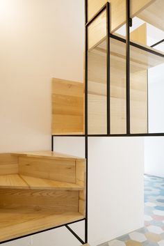 Stairs Francesco Librizzi studio Casa G, Images 1-4 Casa P, Images 5-7 Casa C, Images 8-10