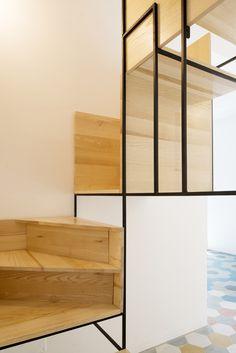 Stairs Francesco Librizzi studio