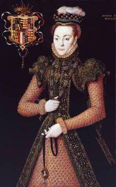 A Lady, ca. 1565-1568 (Hans Eworth) (1520-1574) Tate Britain, London T03896