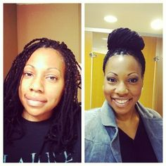 Yarn braids - how to start, how to care for them
