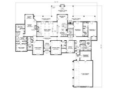 Very thoughtful Floor Plan 4810 sp ft. 4 bed - 3 1/2 bath