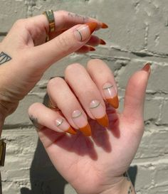 Summer Acrylic Nails, Cute Acrylic Nails, Acrylic Nail Designs, Dope Nails, Get Nails, Nailart, Minimalist Nails, Nail Polish, Garra