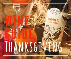 This week is Turkey Day! It's not too late to grab the perfect bottle of wine to pair with your Thanksgiving dinner. Read here to learn which you should get: Italian Lifestyle, Wine Guide, Thanksgiving Recipes, Wines, Meal Planning, Beverages, Turkey, Learning, Bottle