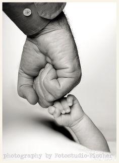 #Babyfoto : der erste Kampf