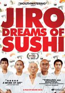 I am watching the JIRO DREAMS OF SUSHI trailer. Directed by David Gelb - Available on DVD and Blu-ray™