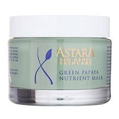 Astara Green Papaya Nutrient Mask 2 Ounce >>> This is an Amazon Affiliate link. Learn more by visiting the image link.
