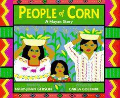 People Of Corn: A Mayan Story, 1995 Parents' Choice Award Silver Award - Books #Book