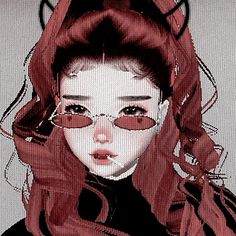 Image shared by bella. Find images and videos about cute, red and cyber on We Heart It - the app to get lost in what you love. Aesthetic Japan, Aesthetic People, Aesthetic Anime, Tartan Wallpaper, Cyberpunk Anime, Virtual Girl, Avatar, Gothic Anime, Digital Art Girl