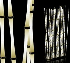 bamboo garden light