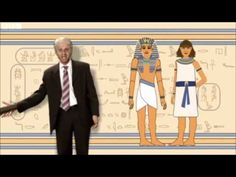 Horrible Histories The Pharaoh Report: King Tut. Mystery of History Volume 1, Lesson 23 #MOHI23