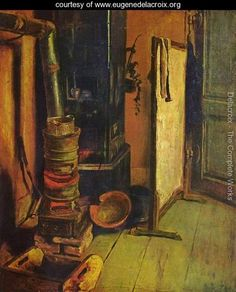 Espacio de imágenes y palabras...: Eugène Delacroix