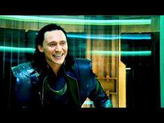 The Avengers › Crack!vid- I am such a geek!