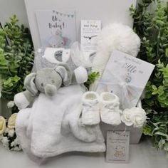 BESTSELLING Baby Gift Hampers, Bumbles And Boo, Luxury Baby Gifts – Bumblesandboo Baby Gift Hampers, Baby Hamper, Baby Gift Box, Baby Box, Unisex Baby Gifts, Baby Girl Gifts, New Baby Gifts, Baby Girl Elephant, Elephant Theme