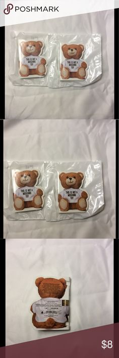 Moschino perfume samples PRICE FIRM 2 individually wrapped moschino toy perfume samples. Great little perfumes for on the go or small purses/ backpacks Moschino Other