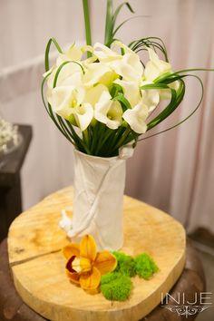 Calla lily bouquet by Blossoms Atlanta   Bridal Extravaganza of Atlanta