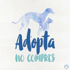 Adopta no Compres