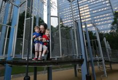 The Davids, who have three young children, love their front-row seat of the once and future city, a place rapidly redefining itself as a beacon of 21st-century livability.  The nonprofit Urban Land Institute recently ranked Houston first among 75 markets for commercial real estate investment and development prospects.  Since the mid-1990s, more than $4 billion of buildings, parks and infrastructure have been completed in the city's center.  The nonprofit Downtown Houston counts 26 current…