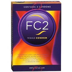 FC2 is a female contraception product. It is much like a male condom.The female condom is made from natural rubber latex and is great in preventing pregnancy, STDs, and HIV. You are able to purchase FC2 over the counter.Disadvantage is that it could be bothersome during sex.