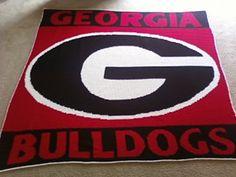 Ravelry: Georgia Bulldogs pattern by Jessica Davis