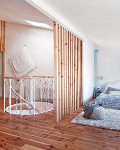 Simply Perfect: Bright and Cozy Duplex in Spain | DesignRulz