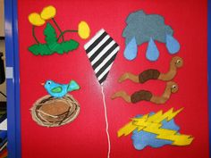 Storytime with Miss Tara and Friends: Pre-K 4-4-13 Spring!!