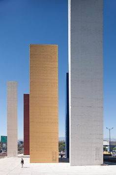 Barragan by SANDRO DI CARLO DARSA, via Behance