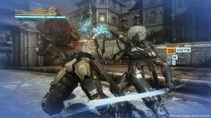 New Metal Gear Rising : Revengeance Video Shows Stealth Gameplay - The Technology Zone