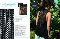 Crochet à la fourche : Transparence, Accessoires de mode & déco: Amazon.fr: Cendrine Armani: Livres