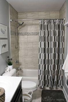 60 adorable master bathroom shower remodel ideas (48)