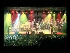 Barón Rojo - Siempre estás allí (En vivo) - YouTube