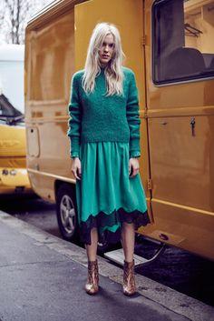 Zadig & Voltaire, otoño-invierno 2016-17, Paris Fashion Week