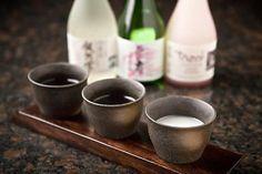 Sake at Raku (Las Vegas, NV). #UniqueEats
