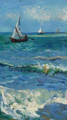 Ontrafel Van Gogh | Een penseel en een paletmes