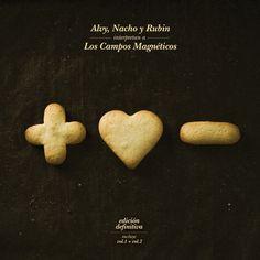 Interpretan a Los Campos Magnéticos (Vol. 1 y 2), by Alvy, Nacho & Rubin