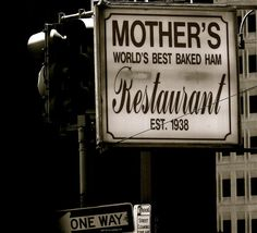 Mother's Restaurant New Orleans, Louisiana