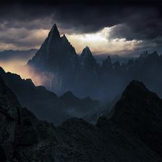 Summit, by Karezoid Michal Karcz