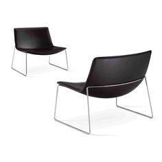 Arper   Catifa 80 - lounge   design by Lievore Altherr Molina, 2006