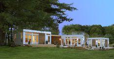 Casas prefabricadas de segunda mano. Más información sobre este y otro tipo de casas prefabricadas en: casasprefabricadasya.com #casas #prefabricadas #baratas #madera #diseño