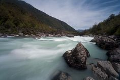 Parque Nacional Queulat, Chile
