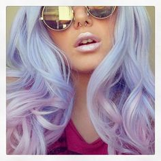 Dont tempt me with a good time  #pinkandpurple #hairappointmenttomorrow  #itchingforachange #rp @glamhairartist