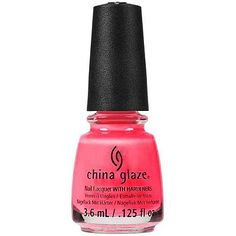 China Glaze Holiday Micro Mini Nail Lacquer Peonies Park Ave (bright pink crème). China Glaze Holiday Micro Mini Nail Lacquer is a professional-level nail enamel made with a special balance of polymers and resins that combine to create a nail lacquer that is long lasting, chip-resistant and resistant to color and shine fading. Will not thicken in the bottle, no thinners necessary.