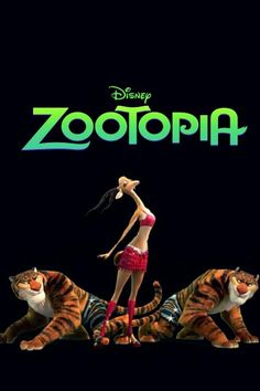 Zootopia (Sigue mis demas tableros ->Patricia Humpire<-