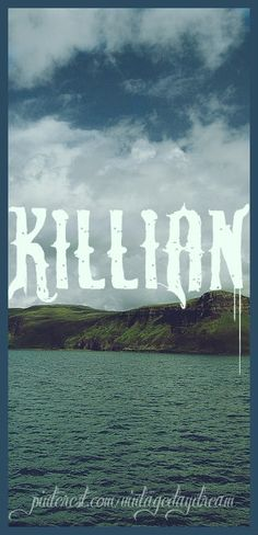 Baby Boy (or Girl) Name: Killian. Meaning: Small Church; Small and Fierce. Origin: Irish; Gaelic. https://www.pinterest.com/vintagedaydream/baby-names-by-me-vintagedaydream/